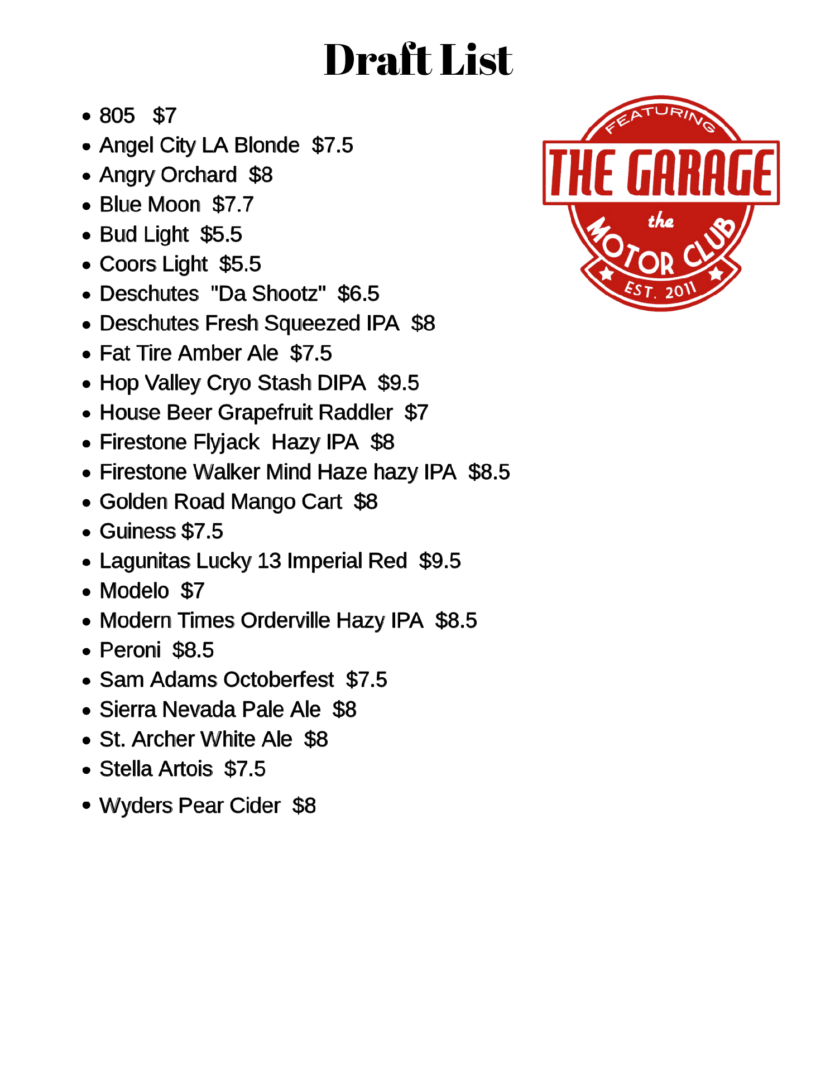 Draft Menu_Revised 3