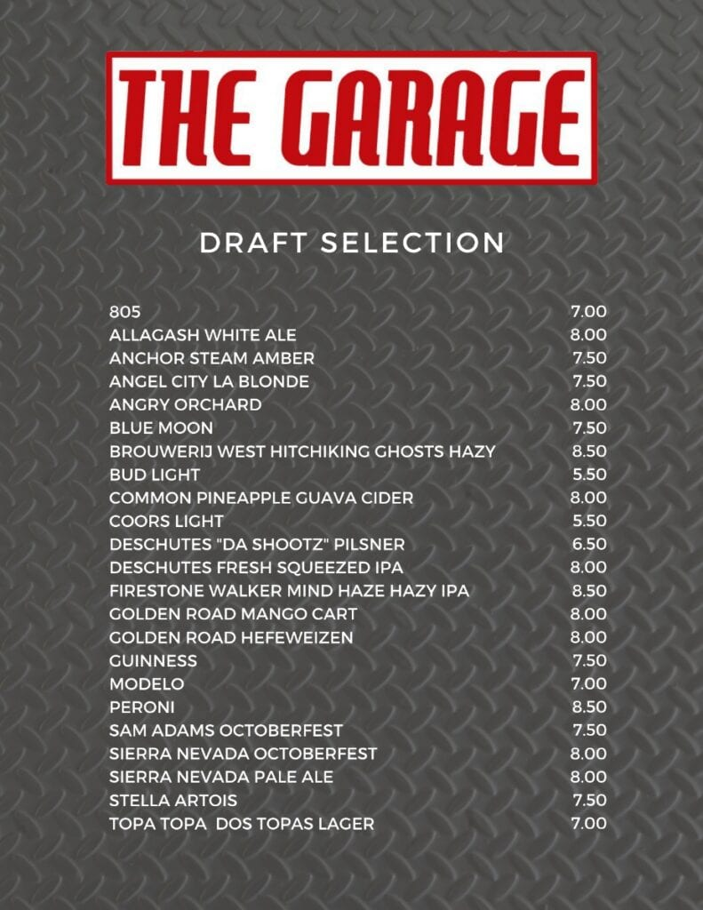 2020-11-21.The Garage Draft - L. Grey