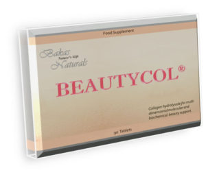 Collagen beauty supplement