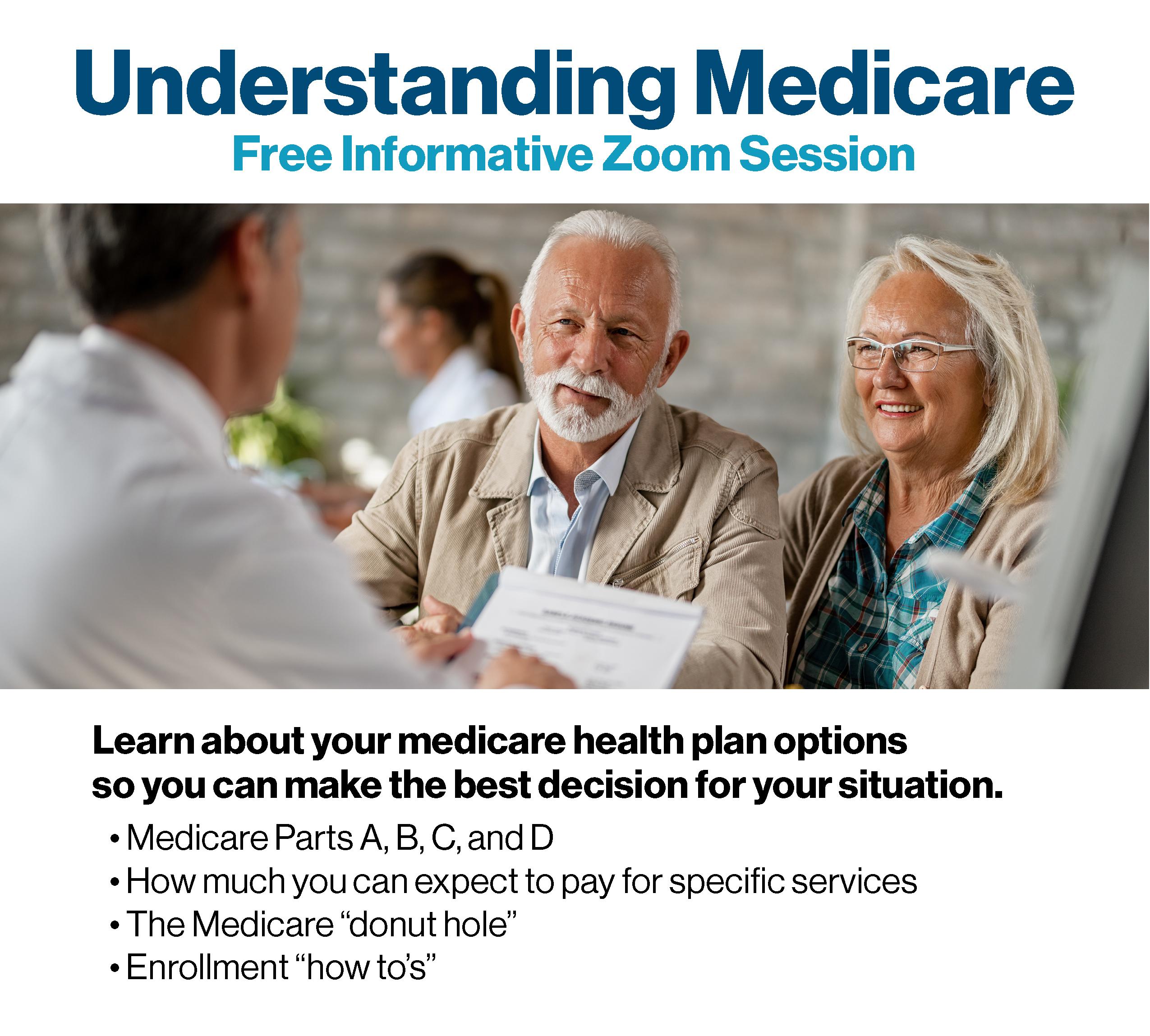 Understanding Medicare Web Header