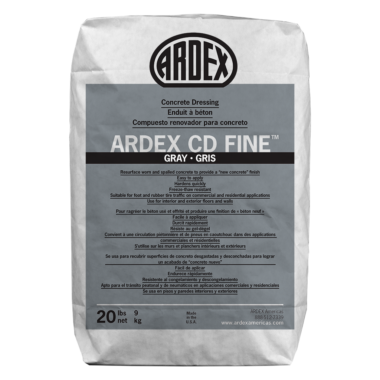 ARDEX CD FINE GRAY #20