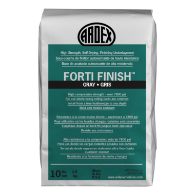 ARDEX FORTI FINISH #10
