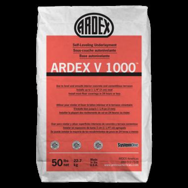 ARDEX V1000 SELF-LEVELING UNDERLAYMENT #50