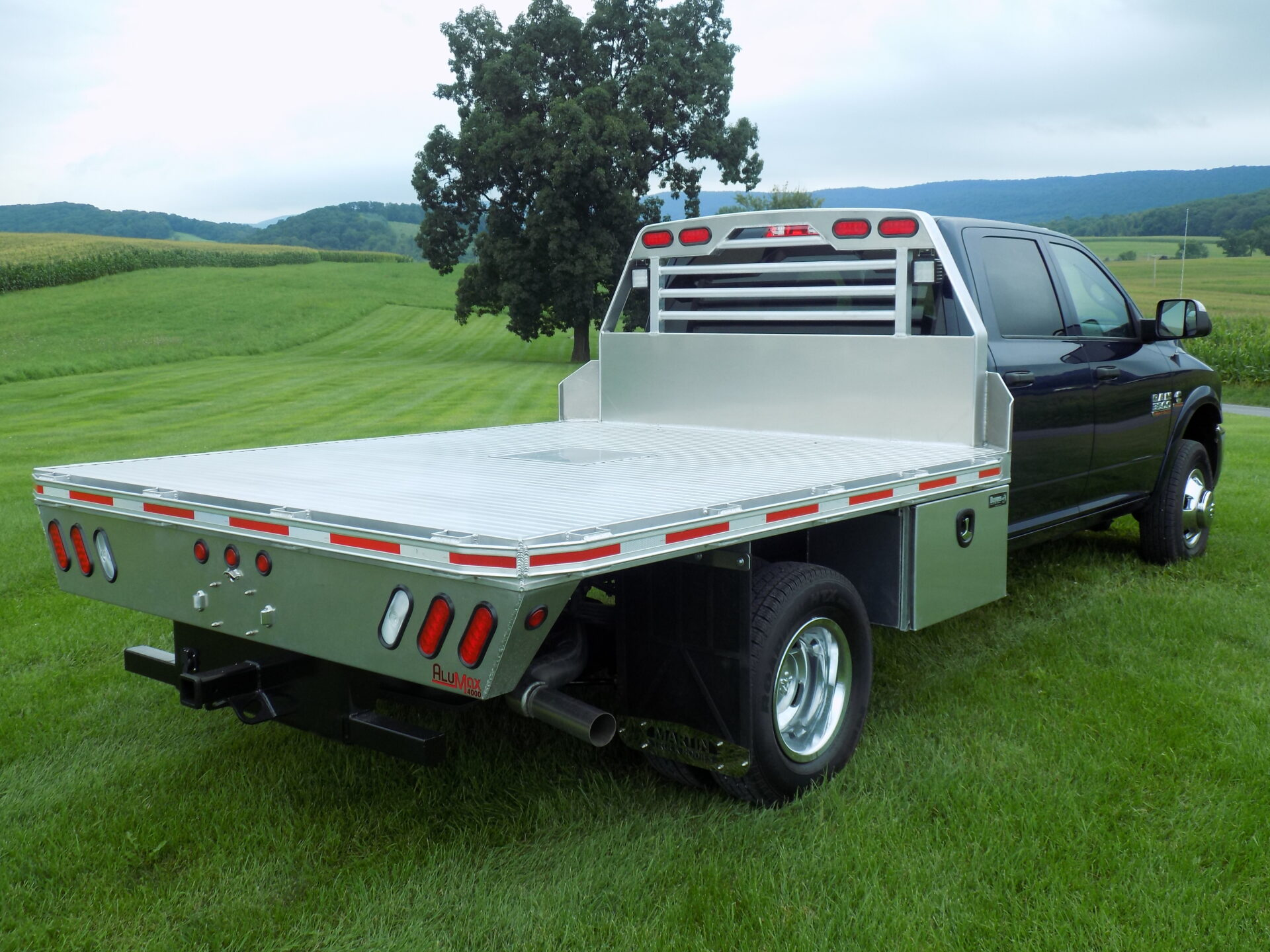Install Flatbed