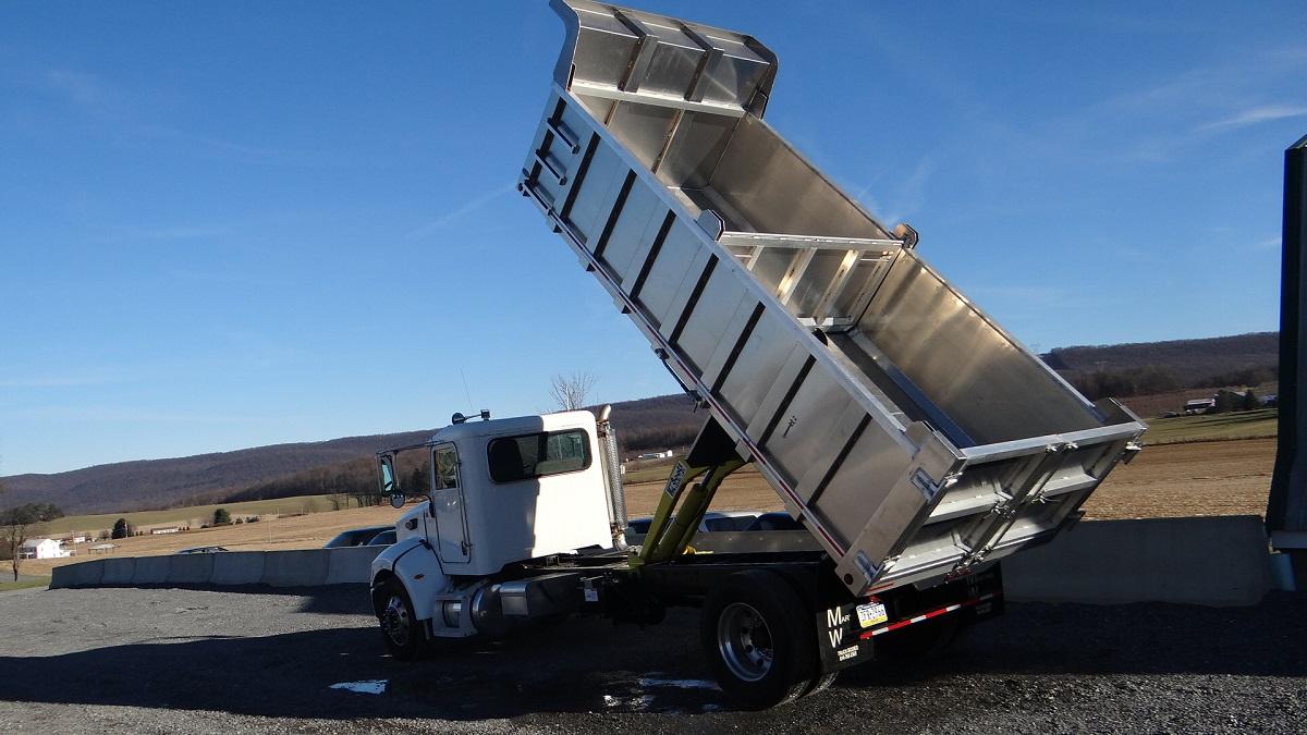 Martin Truck Bodies, Inc.