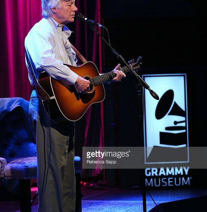 Darryl Holter at GRAMMY Museum, March 2016