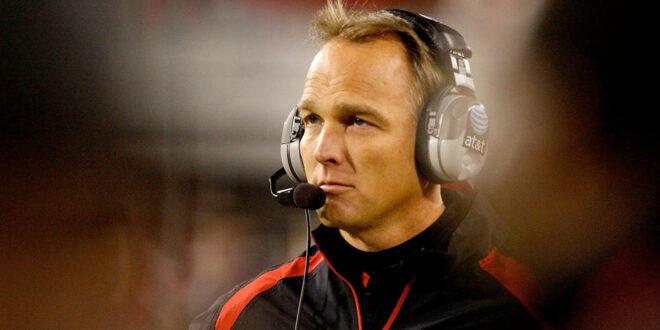 Coach Mark Richt