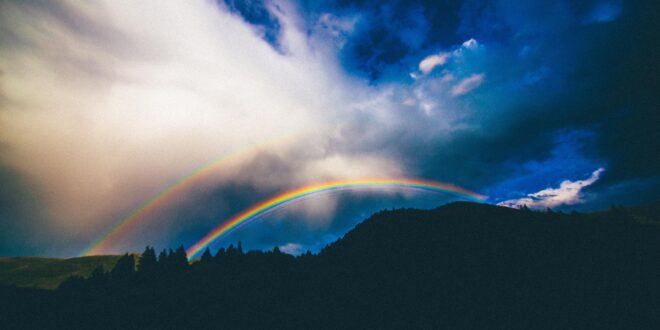 Rainbows represent God - Christian stories with Billy Graham
