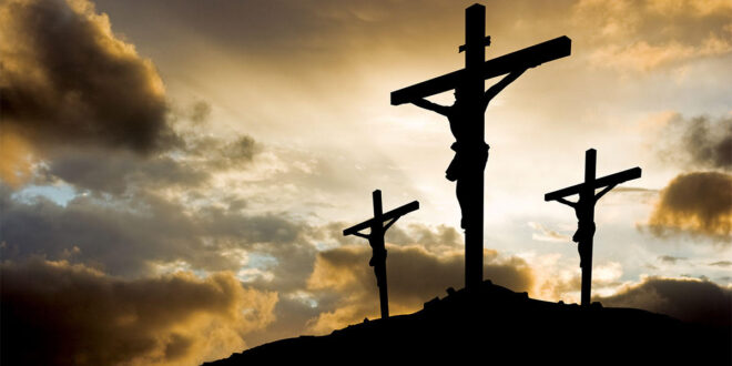 3 crosses on Calvary