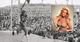 Ann-Margret's Tribute to Vietnam Vets