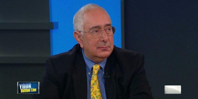 Ben Stein on TV show