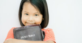 The Bible through the eyes of a child