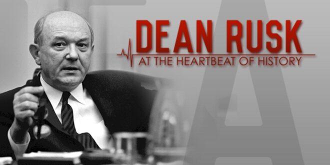 Dean Rusk, Secretary of State