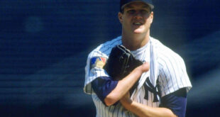 New York Yankee Jim Abbott
