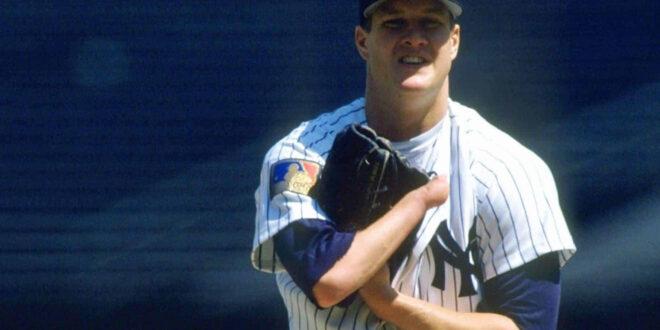 New York Yankee Jim Abbott
