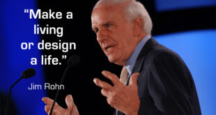 Jim Rohn speaking
