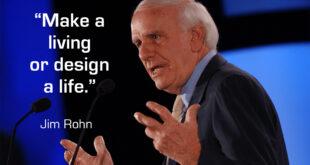 Jim Rohn speaking