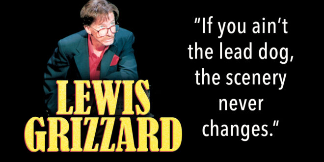 Lewis Grizzard quote