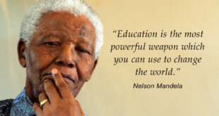 Quote by Nelson Mandela