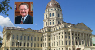 Rev. Joe Wright and the Kansas State Capitol