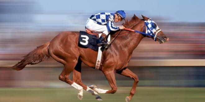Secretariat racing