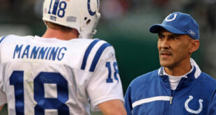 Tony Dungy – Behind the Scenes