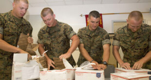 package for soldiers