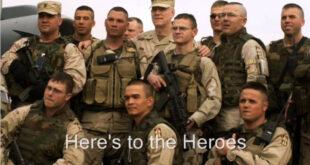 American Heroes Tribute Story