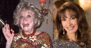 Phyllis Diller and Susan Lucci