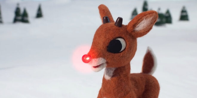 Rudolph TV character