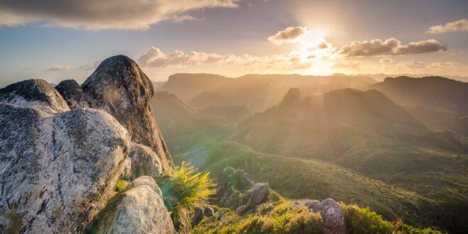 Sunrise - Christian story waking up to God