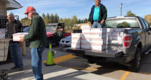 Any Soldier Project sends care packages to troops