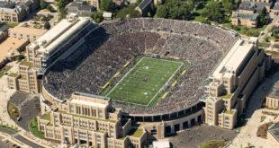 University of Notre Dame Stadium