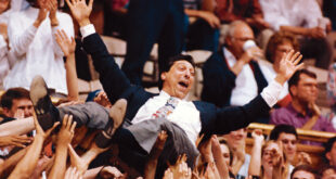 Jim Valvano Espy Award Speech