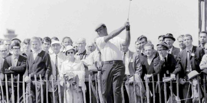Pro golfer De Vincenzo