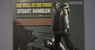 Record album cover of Stuart Hamblen