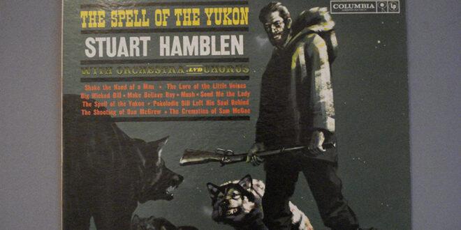 Record album cover of Stuart Hamblen