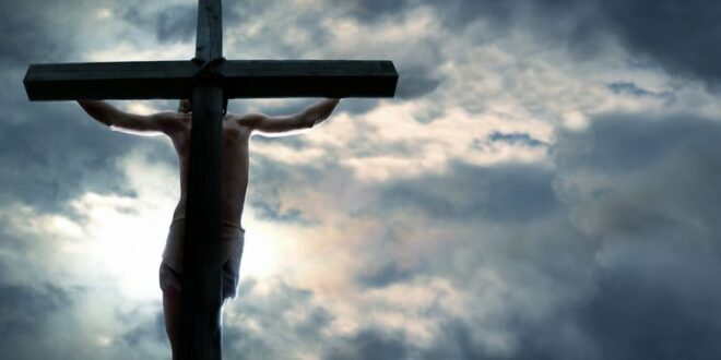 Crucifixion - Jesus on the cross for christian short stories