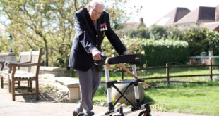 99-year old British Army Vet