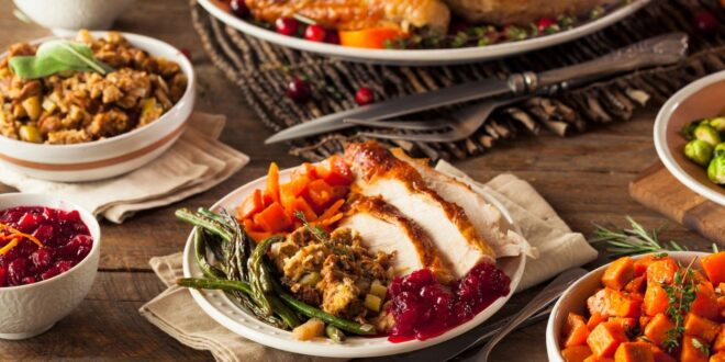 Holiday meals and eating tips