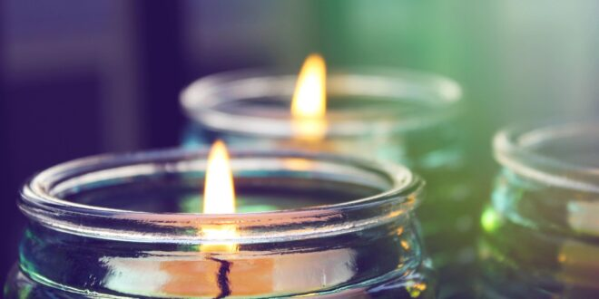 Candle representing hope quotes