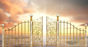 Golden gates of Heaven