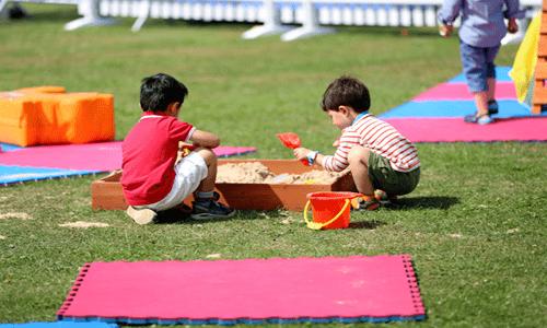 NewGrass Meets Challenge of Lack of Outdoor Activity Among Kids
