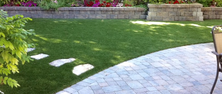 Synthetic Grass Lifespan   How Long Will My Lawn Last?