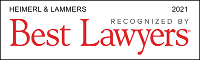 Recognized by Best Lawyers: Heimerl & Lammers (Minnesota).