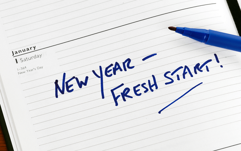 We all hate New Year's resolutions!