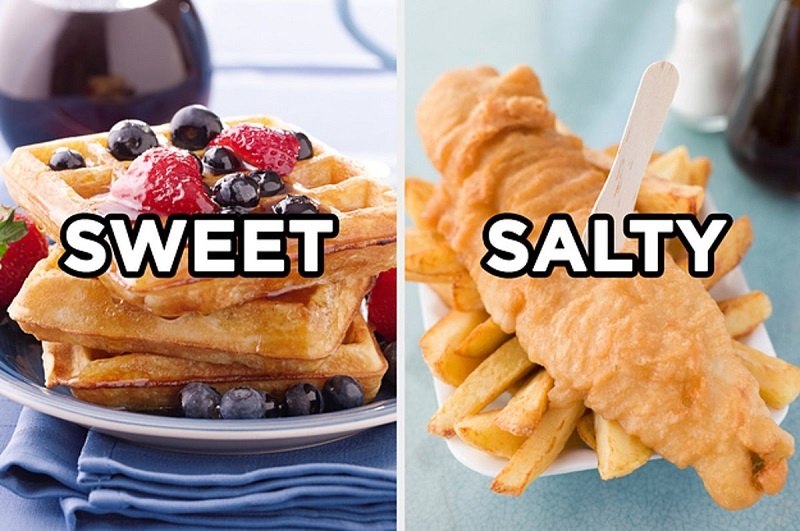 Why Do We Crave Sweet and Salty Foods?