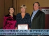 Top Provider Award National Visionary Conference