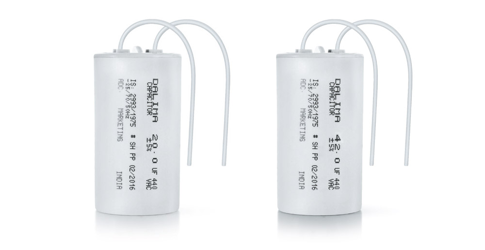 Lighting & Fixtures Capacitors