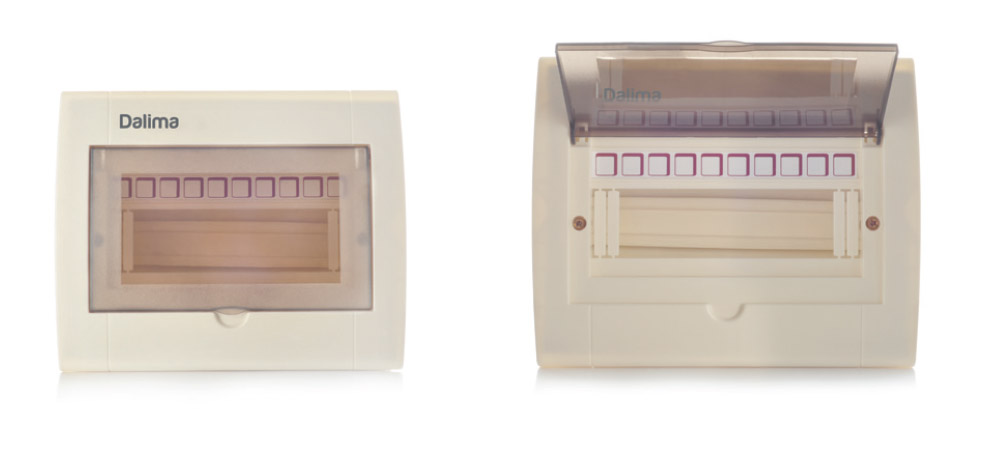 Primo Plast Distribution Board (With ABS Cover)